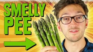 Why Does Asparagus Make Your Pee Stink?
