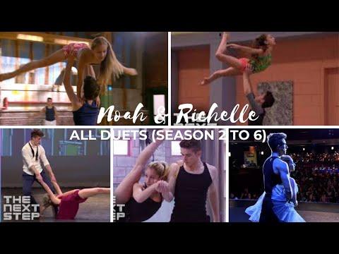 The Next Step - Noah & Richelle All Duets (Season 2 to 6)