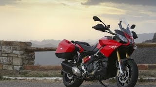 4. 2015 Aprilia Caponord 1200 ABS Travel Pack Review