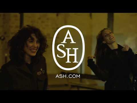 ASH AW17 BTS