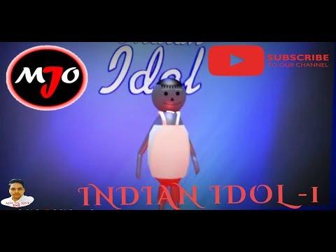 Mj0 || Indian idol || Make joke of || mjo || funny video || Adiislive
