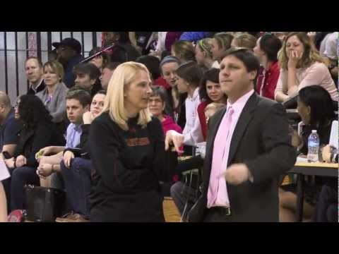 Girls Basketball St. Johns vs Paul VI 2/15/2013