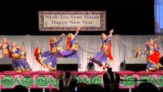 HNY Minnesota Hmong New Years 2013 - 2014 Rivercentre Dance Competition Group #4 Day #1