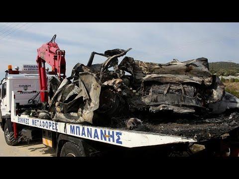 Καβάλα: Έντεκα νεκροί σε τροχαίο δυστύχημα