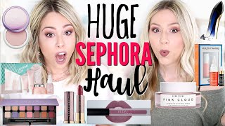 Huge Sephora Haul + Beauty Community Thoughts by Eleventh Gorgeous