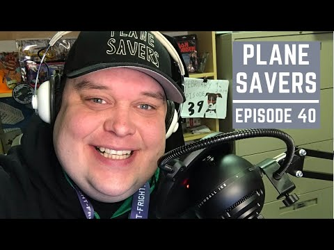 "Plane Savers E40 ""Let's Chat Live"""