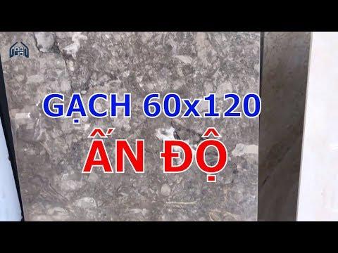Gạch ốp nhà tắm Ấn Độ 60x120|Gạch lát nền kích thước lớn 600x1200
