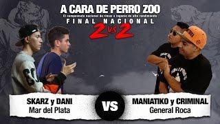 (Mar del Plata) SKARZ y DANI vs MANIATIKO y CRIMINAL (General Roca)TIENDA SUDAMETRICA:https://www.facebook.com/TiendaSudametricaOficial⬇ NUESTRO MERCADO LIBRE ⬇▲ Mercado Libre: https://eshops.mercadolibre.com.ar/SUDAMETRICAORIGINAL⬇ SEGUÍNOS EN TODAS NUESTRAS REDES SOCIALES ⬇🎥 YouTube: https://www.youtube.com/sudametrica👍 Facebook: https://www.facebook.com/sudametrica1original💻 Página Web: https://www.sudametrica.com 📷 Instagram: https://www.instagram.com/sudametrica