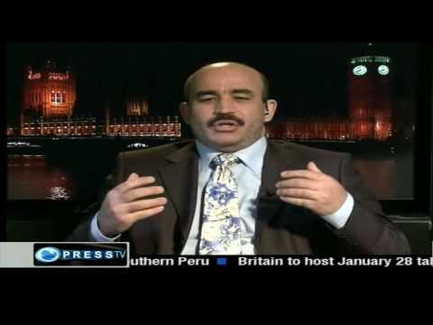 PRESS TV 28 NOV 2009 ZITOUT EGYPT ALGERIA FOOTBALL MANIPULATION 1/3