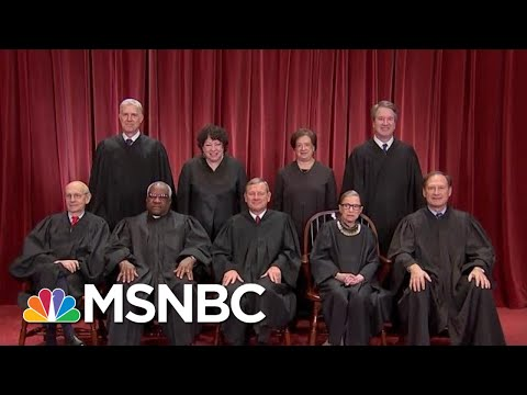 How The President Donald Trump Administration Is Bucking The Legal Process | All In | MSNBC