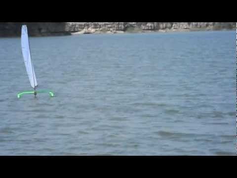 RCSails - Inferno - Mini40 Class Catamaran