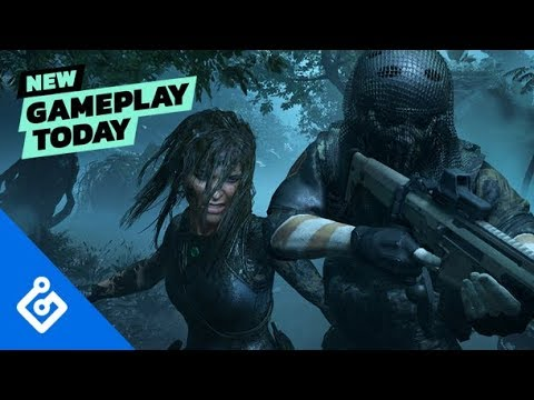 New Gameplay Today - Shadow Of The Tomb Raider