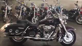 7. 2005 Harley Davidson Road King Classic