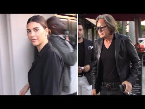 Mohamed Hadid's Fiancee Shiva Safai Is A Total Babe!