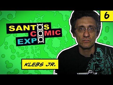 E06 KLÉBS JR.   SANTOS COMIC EXPO 2014