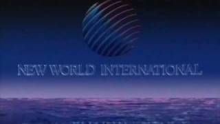 New World International logo (1989)