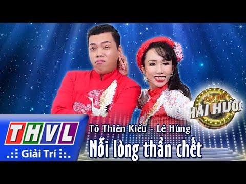 Cặp đôi hài hước Tập 4 Nỗi lòng thần chết - Tô Thiên Kiều, Lê Hùng