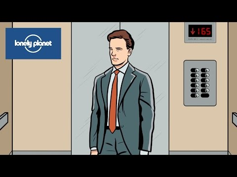 如果電梯下墜時你以為所謂的「跳起來」是最佳自救方法, 等你看完這3招就會發現自己錯得多離譜!