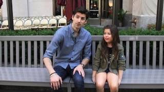 Ben Aaron Hangs Out With The One And Only Sophia Grace