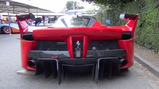 Video Ferrari FXXK INSANE Exhaust Sound! MP3, 3GP, MP4, WEBM, AVI, FLV Juni 2018