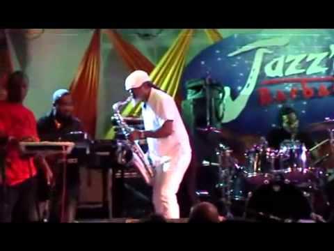 Arturo Tappin @ Jazz 'n Barbados 2011