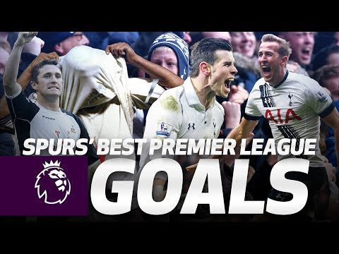 SPURS' BEST PREMIER LEAGUE GOALS