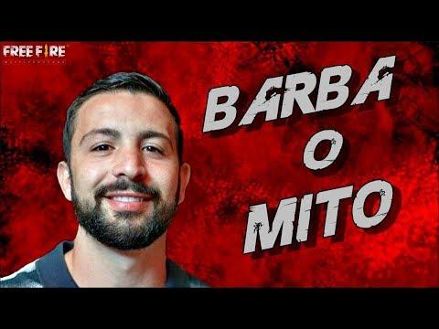 BARBA FREE FIRE AO VIVO ,RANK + PRÊMIOS INSÂNOS    !