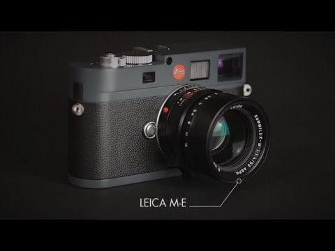Leica M-E Review