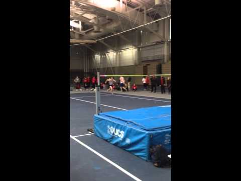 Mark Franklin High Jump