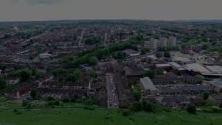 Gillingham United Kingdom  City new picture : Fun with DJI Phantom3 Pro ( Gillingham Kent UK) Drone video