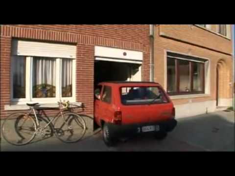 parcheggiare una panda larga 149 cm in un box di 155 cm: è possibile?