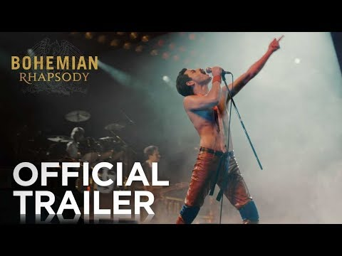 Bohemian Rhapsody: The Movie – Official Teaser Trailer