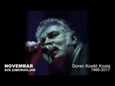 NOVEMBAR - Sve zaboravljam (2017)