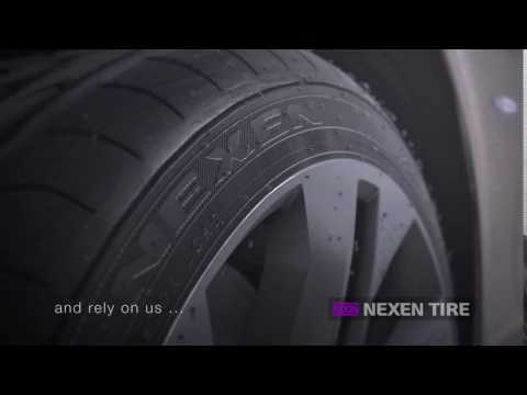 Nexen Tires - Focus on what you can control and Rely on US !