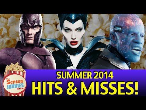 ταινιεσ - Become a Screen Junkie! ▻▻ http://bit.ly/sjsubscr Watch more Screen Junkies Show ▻▻http://bit.ly/SJSPlaylist Summer 2014 is in the books, and while it was a down year for Hollywood,...