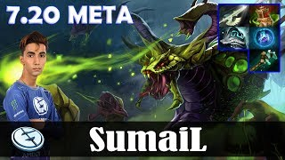 Video SumaiL - Venomancer MID | 7.20 Update Patch | Dota 2 Pro MMR Gameplay MP3, 3GP, MP4, WEBM, AVI, FLV Desember 2018