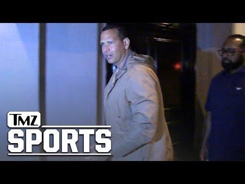 Alex Rodriguez Says He Sucks at Softball! | TMZ Sports
