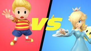 Rosalina VS Lucas: Matchup Analysis Video