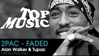 """Video 2Pac & Alan Walker - Faded / """" اجمل اغنيية حزينة """"رحيل توباك MP3, 3GP, MP4, WEBM, AVI, FLV Maret 2019"""