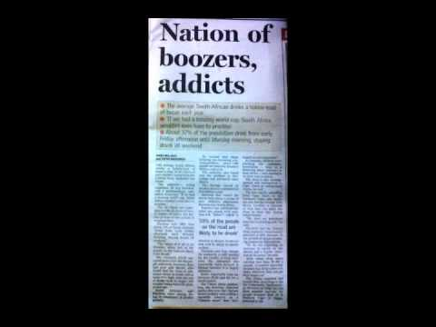 'Ba-Maguje' – the African demon of alcoholism has taken over South Africa