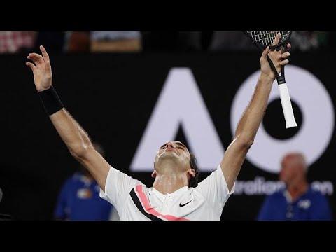 Τον 20ο τίτλο του σε γκραν σλαμ τουρνουά κατέκτησε ο Ρότζερ Φέντερερ…
