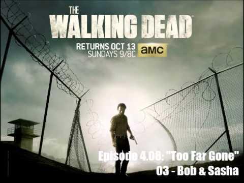 The Walking Dead - Season 4 OST - 4.08 - 03: Bob & Sasha