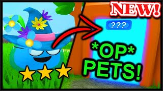 How To Get *OP* PETS - Fast Money - Pet Evolving & Crystal Alter | Roblox Lawn Mowing Simulator