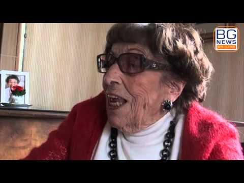 La maestra Maria Luisa Zanchi
