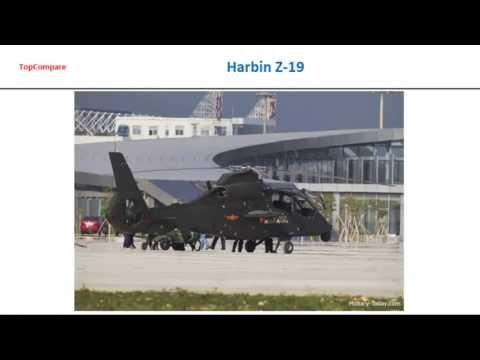 Harbin Z-19 versus RAH-66 Comanche,...
