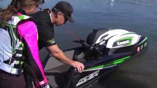9. 2017 Kawasaki SX-R Jet Ski Press Launch