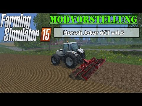 Horsch Joker 6CT v1.0