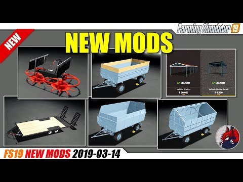 Vehicle shelters v1.0.0.0