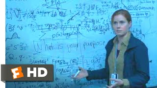 Arrival (2016) - The Nature of a Question Scene (3/10) | Movieclips