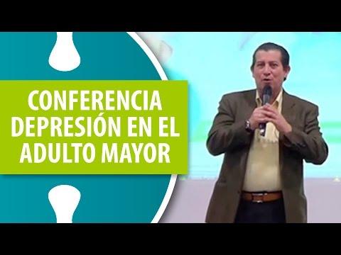 Depresión en el Adulto Mayor / Conferencia